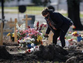 Recuerda las medias para visitar los cementerios en estas fechas