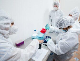 Embajada alemana dona 100 mil pruebas de Covid-19 a Guatemala