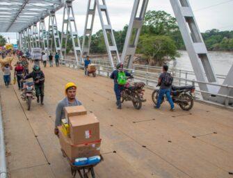 Paso bloqueado en Ixcán por daños en puente