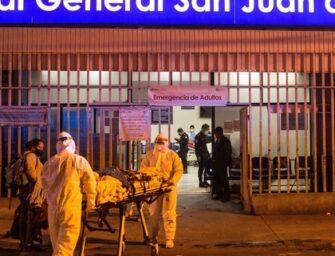 Fallecidos por coronavirus superan los 7 mil en Guatemala