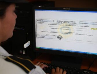 PNC comparte paso a paso para generar Antecedentes Policiales