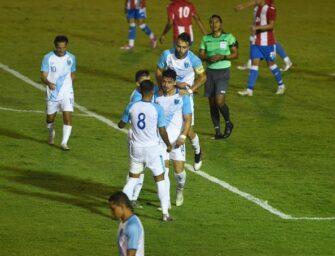 Guatemala vence a Puerto Rico en partido amistoso