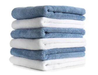 Salud recomienda evitar que mayores de 60 años compartan toallas