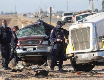 Joven mujer guatemalteca murió en los brazos de su madre tras el choque en California