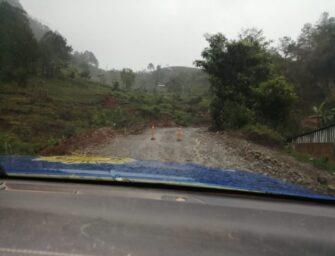 Conred reporta 165 viviendas dañadas y 1 mil 495 personas evacuadas por las lluvias recientes