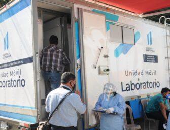 Guatemala registra más de 1 mil 600 casos nuevos de covid-19 en 24 horas; Salud declara alerta roja