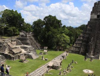 Aclaran en qué casos se cobra por tomar fotografías en Tikal