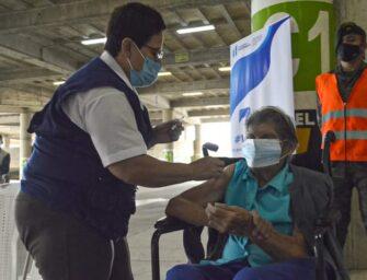 Más de 200 mil personas se han vacunado en Guatemala