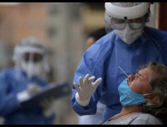 4 mil nuevos contagios en las últimas 24 horas y 40 fallecidos más