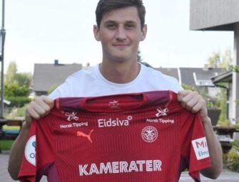 Nicholas Hagen ahora jugará en Noruega