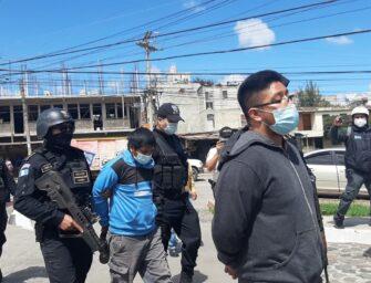 Desarticulan estructura criminal en Occidente