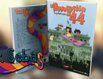 """Presentan nuevo libro de historias infantiles """"La Revolución del 44"""""""