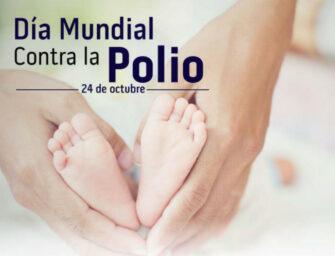 Día Mundial Contra La Poliomielitis