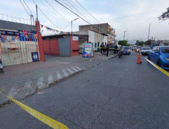 Nuevo ataque armado en Villa Nueva