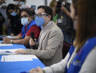 Francisco Sandoval se expresa ante ser removido de la FECI