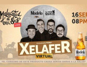 Estás invitado hoy al concierto de Malacates Trébol Shop