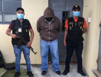 Capturan a agentes de la PNC por el delito de extorsión